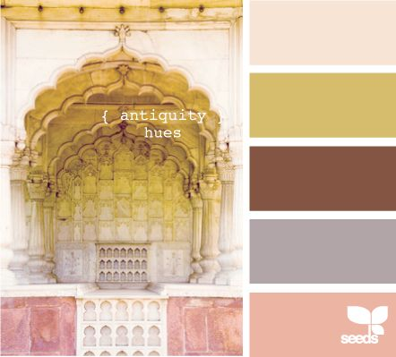 antiquity hues: Color Palettes, Design Seeds, Palettes Accent, Colours Hues, Accent Colors, Colours Palettes, Colors Ideas, Wedding Colors Palettes, Color