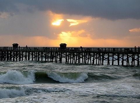 Flagler Beach Pier, Florida