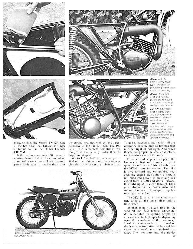 59 best 1974 yamaha mx125a images on pinterest yamaha. Black Bedroom Furniture Sets. Home Design Ideas