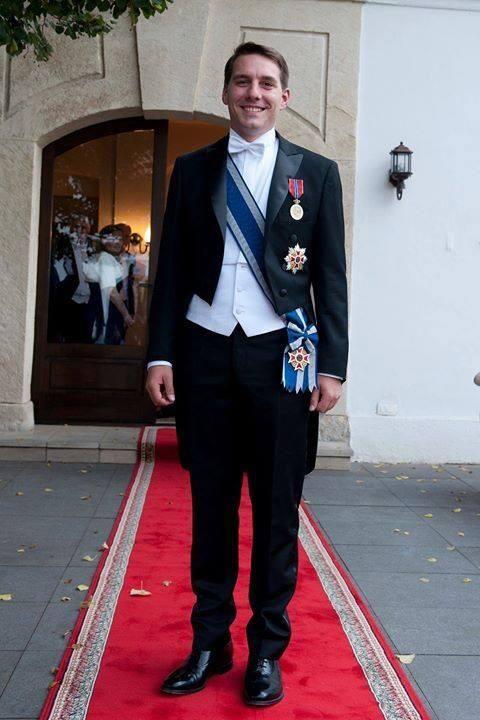 Prince Nicholae of Romania