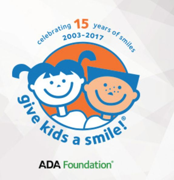 The American Dental Association Is Celebrating 15 Years Of Give Kids A Smile Program