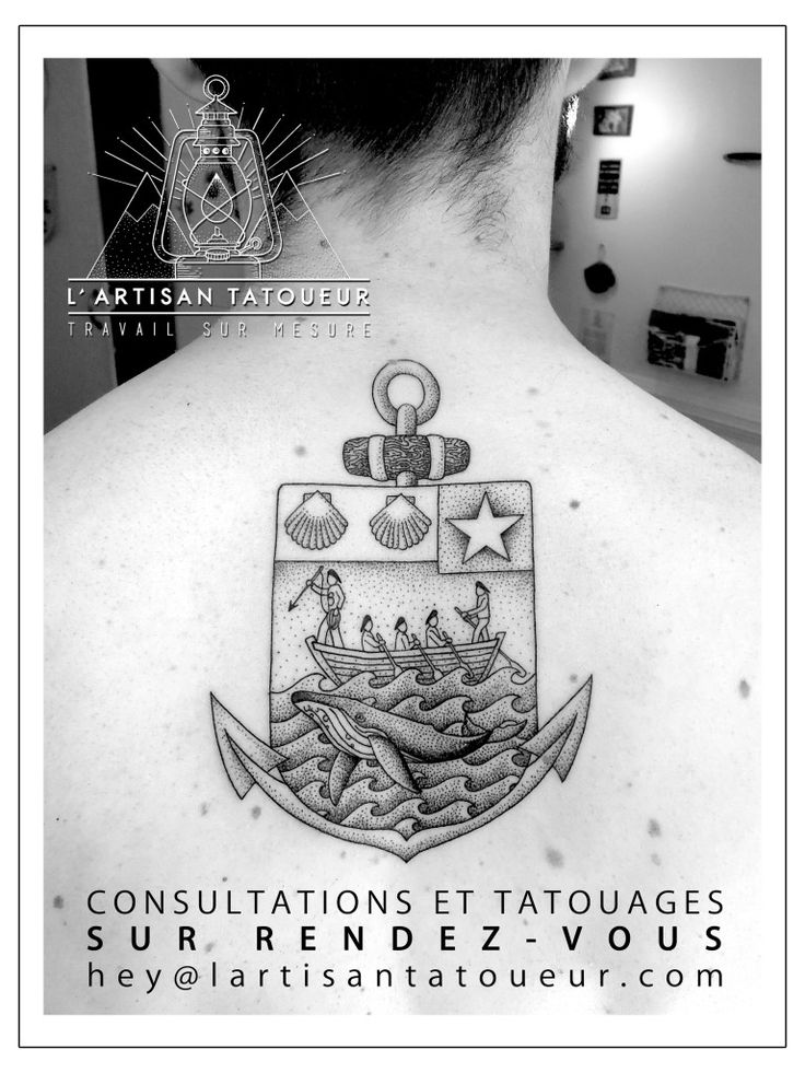 Sea Archives - L'Artisan Tatoueur
