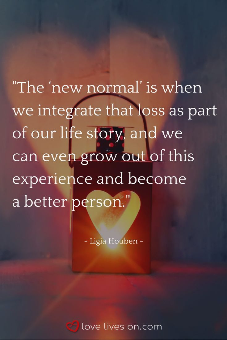 Ligia Houben discusses what the acceptance stage of grief really means. Accepting your loss does not mean 'getting over it' but integrating it into your life story.