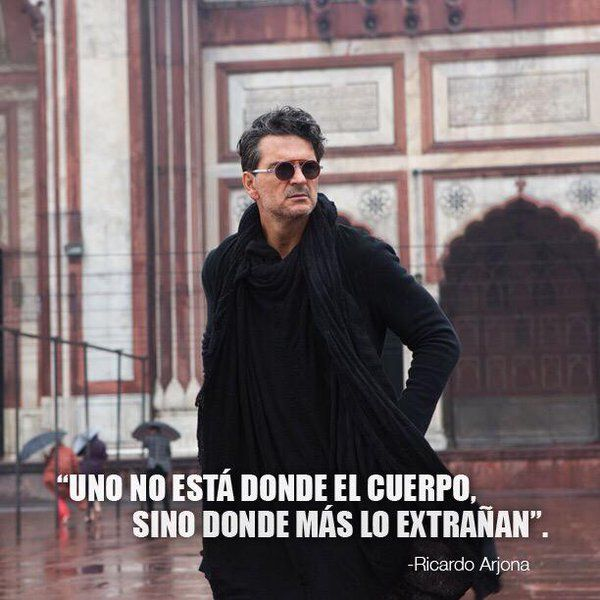 Photos and videos by Ricardo Arjona ® (@Ricardo_Arjona) | Twitter