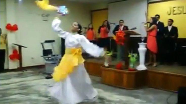 Danza Cristiana de Alabanza (Yo tengo Gozo en mi alma). #danzacristiana #praisedance #worhipdance #demosconlasdanzas