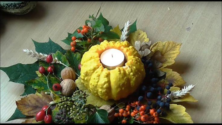 Jana Melas Pullmannová: Halloweenska dekorácia
