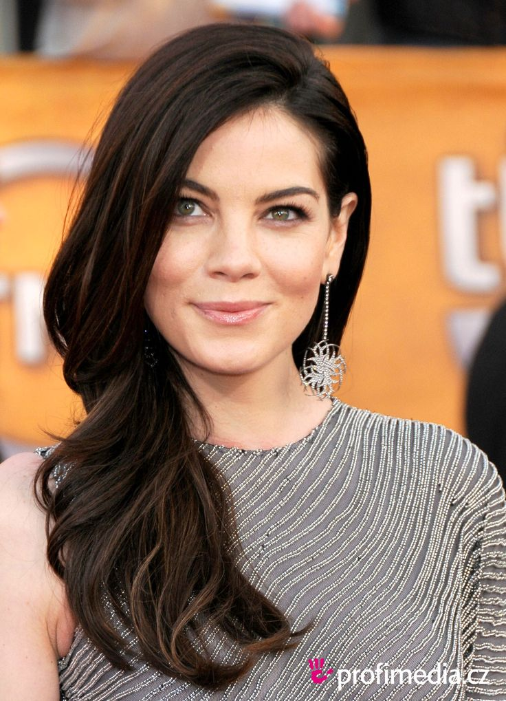 Michelle Monaghan has a classic beauty look - better without bangs