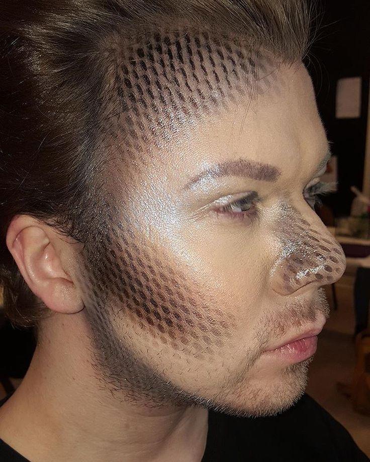 Got to try Airbrush for the first time today!🙆 Model: @alexandereliassen #airbrush #makeup #makeupfun #makeupstudent #artcomplexion1617 #makeuoschool #artcomplexion #makeupartistry #makeupartistsworldwide