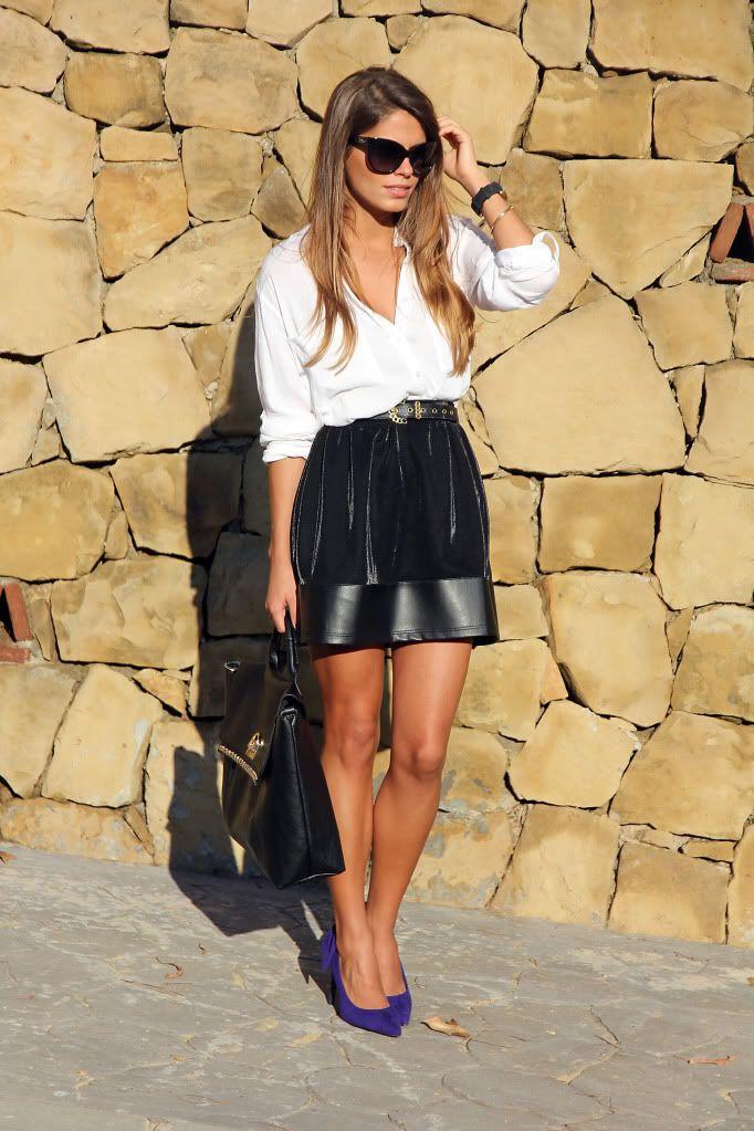 Polipiel skirt