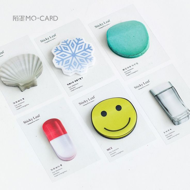 20Pcs/Pack Transparent sulfuric acid paper Notes Post it N Times Sticky Memo Pad Stationery Office Supplies M0428