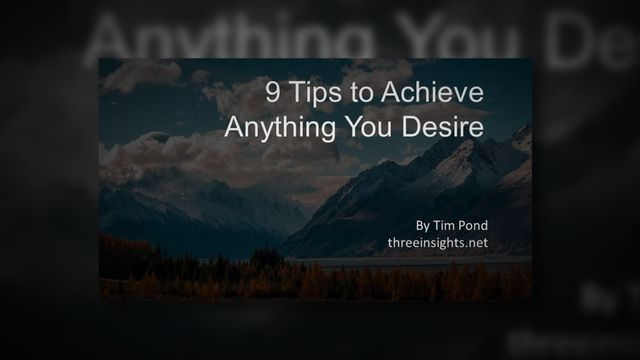 Visit https://threeinsights.lpages.co/wcawebinara/ to register for free webinar to discover how to make your good life AMAZING!