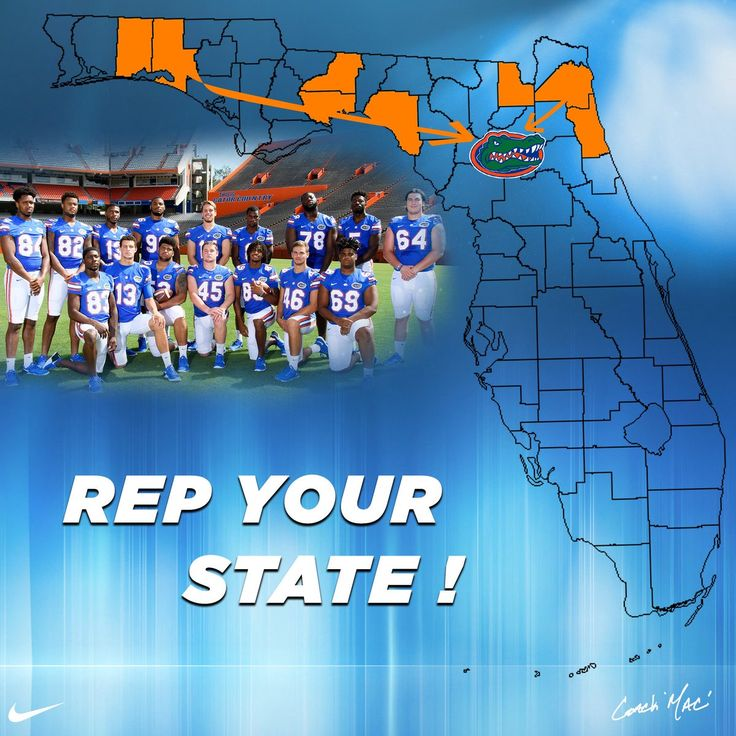 "Gators Recruiting on Twitter: ""From North Florida to The Swamp! 🐊🐊…"