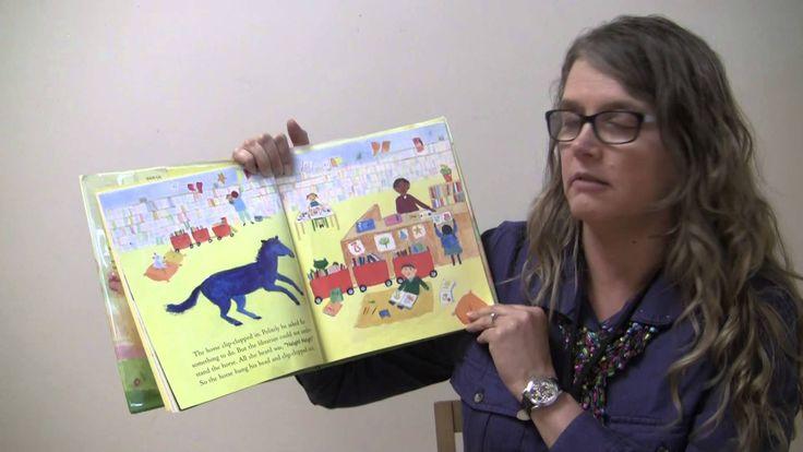 Book, book, book by Deborah Bruss