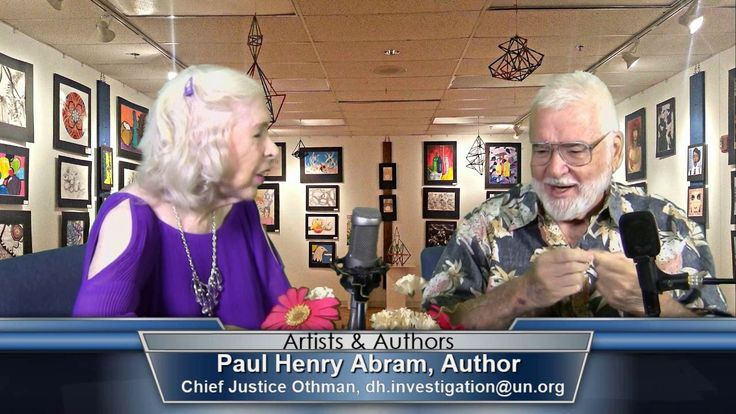 "Paul Henry Abram, Author of ""Trona, Bloody Trona,"" on Artists & Authors"