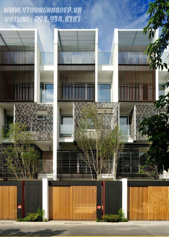 Tư vấn thiết kế nhà phố đẹp, hiện đại
