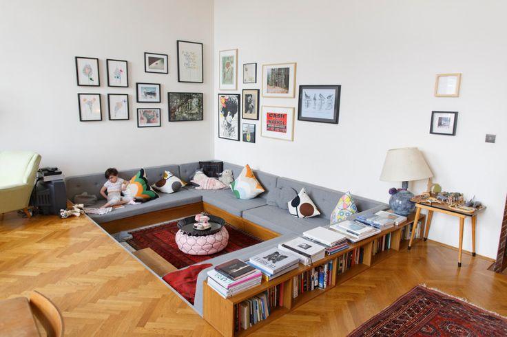 Freunde von Freunden — Samira Kafala & Jake Noakes — Photographer & Graphic Designer, Apartment, Oud-West, Amsterdam — http://www.freundevonfreunden.com/interviews/samira-kafala-jake-noakes/