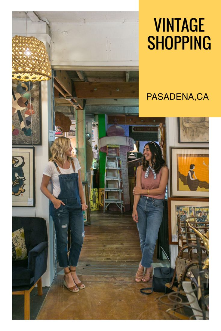 For locals and visitors. Pasadena is the place to find treasures. The Rose Parade and Rose Bowl bring people to our city from all over. We have the best Flea Markets and Antiques.