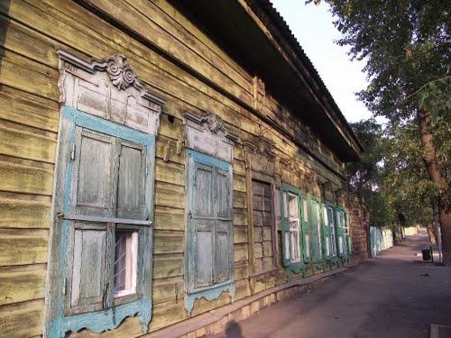 Улица Лапина by Dorkin Alexandr