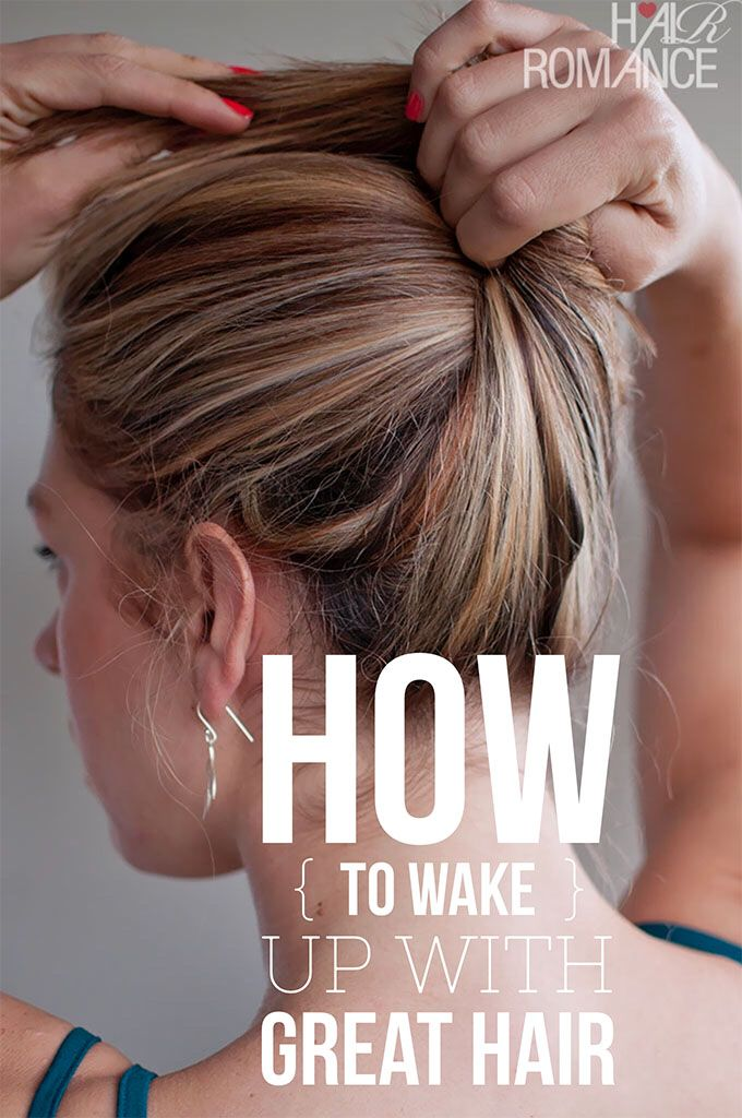 Want to wake up with great hair? Try this simple trick before you go to bed at night. I hope I haven't misled you too much with the title of this post, because for this tip to work, you need to have pretty good hair before you go to sleep. I'm sorry if you thought...Read More »