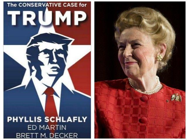 Phyllis Schlafly's Eagle Forum President: 'Drain the Swamp of Failed Leaders like Ryan'