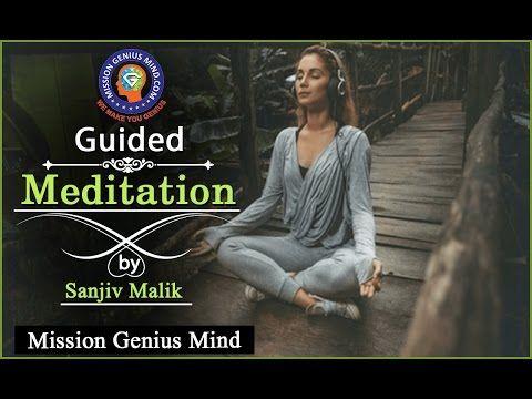 Meditation 03 - Guided Meditation Hindi - Look Inside - Sanjiv Malik