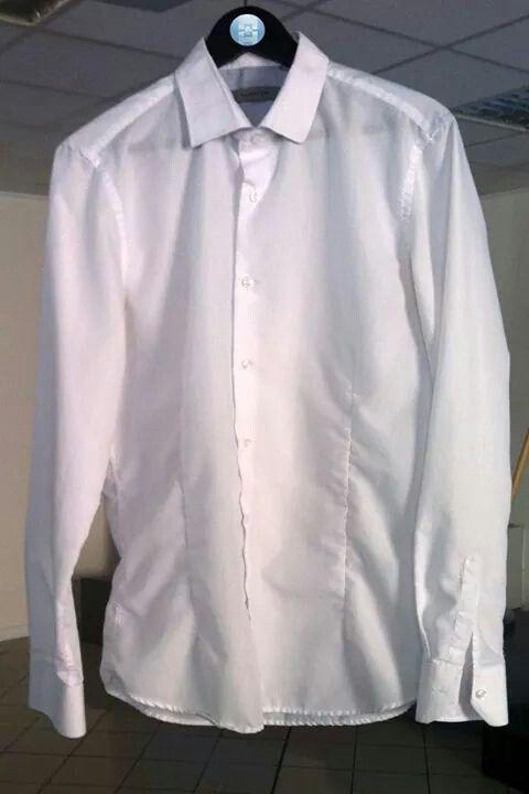 I risultati di alcune camicie dopo circa sei cicli d'asciugastiratura in Agento!