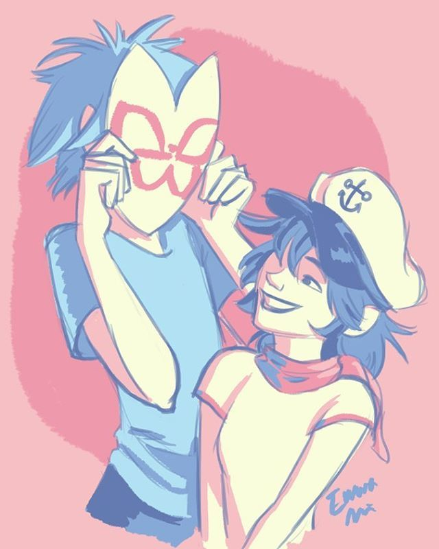 2d and noodle