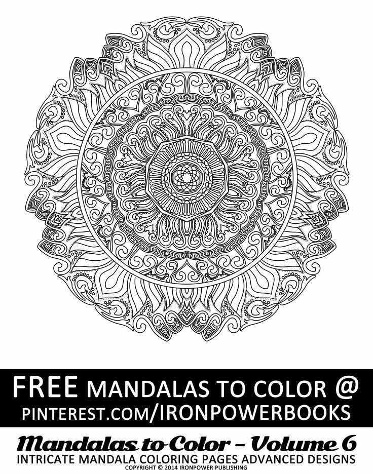 1000 Ideas About Free Mandalas On Pinterest