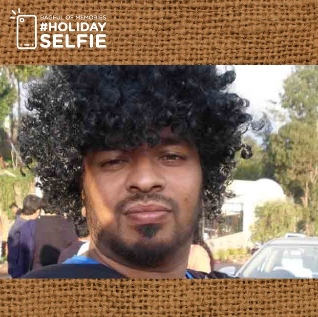 A selfie is more than just a photograph. It's a testimony of how happy you were at your desired times of frolic. Here's presenting the winners from #holidayselfie contest. Today's winner: Shankar.We hope you enjoyed holidaying with us and taking these memorable selfies; with that note Sterling Holidays wishes you the greetings of this happiest summertime. To view all the winners of the #holidayselfie contest, visit http://www.bagfulofmemories.com/winners/ #bagfulofmemories