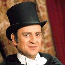 Arsene Lupin incarné par Georges Descrières