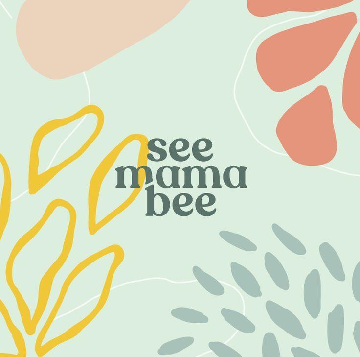 Motherhood Wellness App Brand and Logo Design #bra…