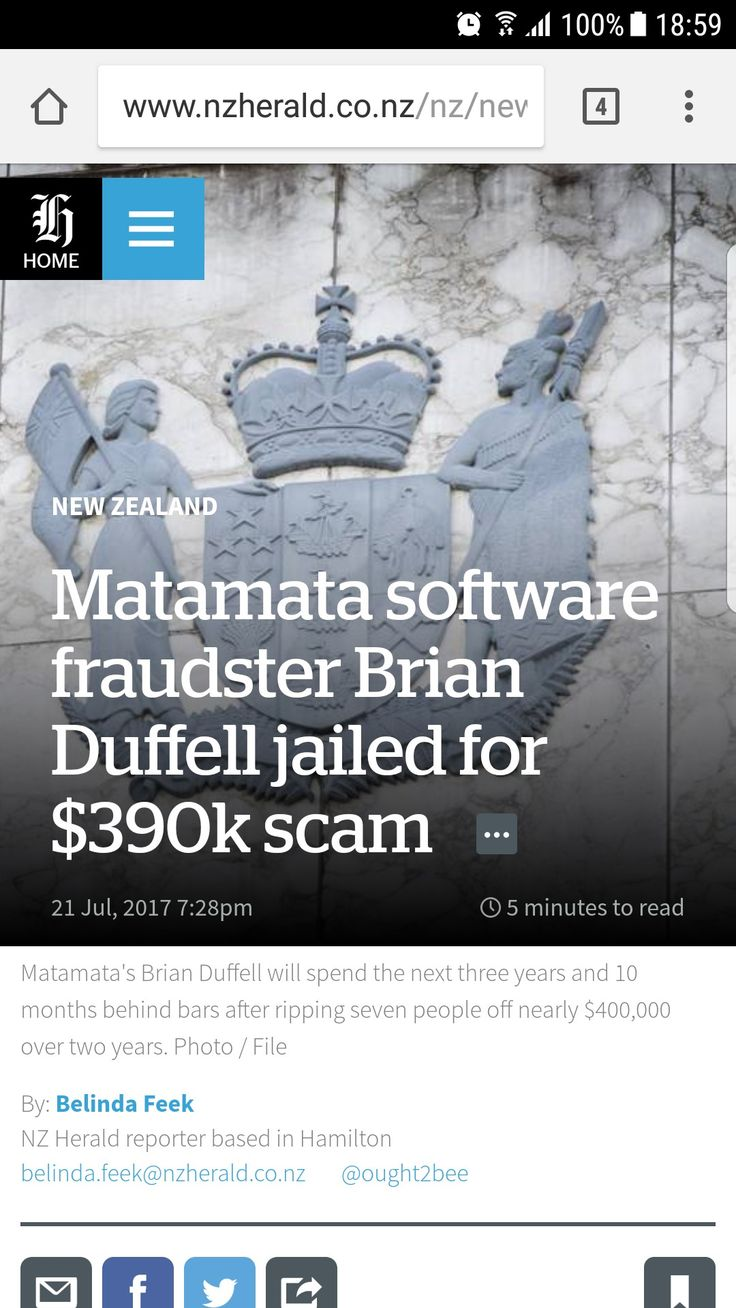 Brian Duffell admitted his guilt and has been sent to jail.