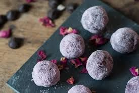 Image result for rose truffle
