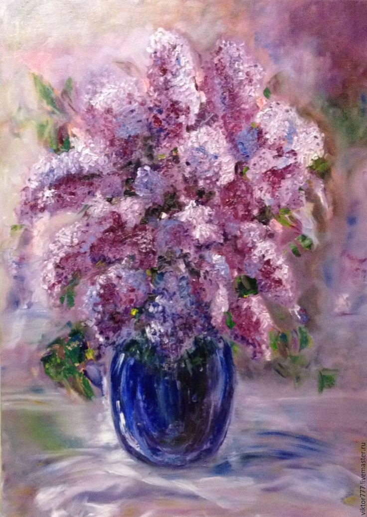 Купить Сирень. - фиолетовый, сирень, букет цветов, Лиловый цвет, подарок на любой случай, ваза