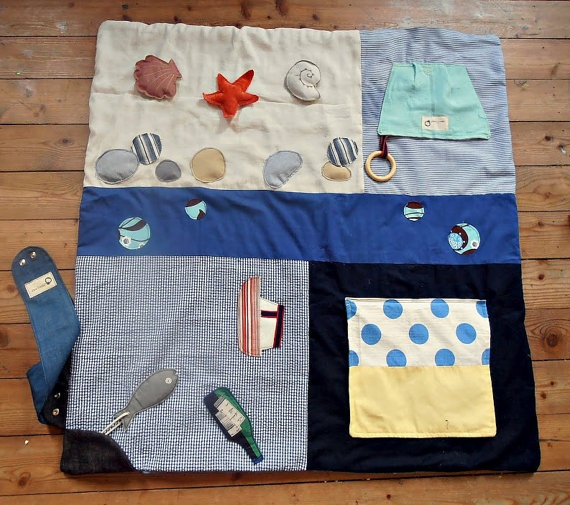PABLO Play Mat for Baby & Toddler up to 36 Months by AnilinaLab, $148.00
