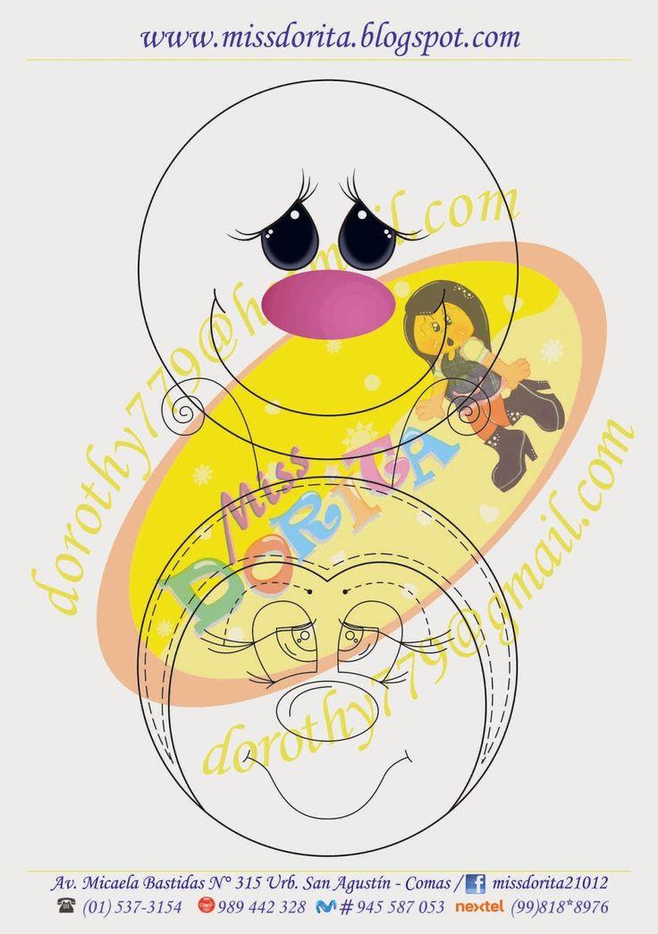 Miss Dorita: CD Caritas