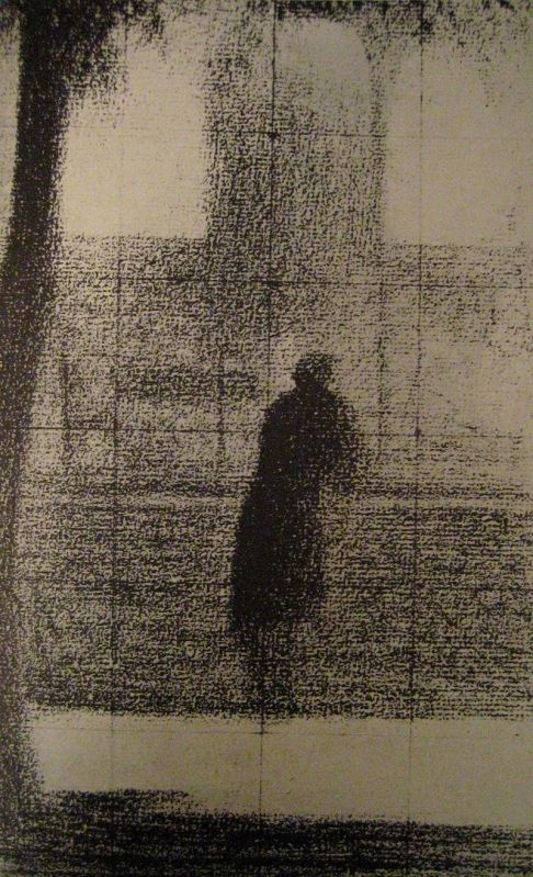 Georges Seurat, L'invalide (The Invalid) https://www.artexperiencenyc.com/social_login/?utm_source=pinterest_medium=pins_content=pinterest_pins_campaign=pinterest_initial