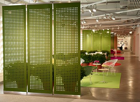 FilzFelt | The Products - These room dividers are FELT!