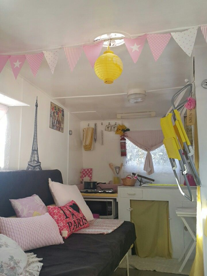 The Dryfhout camper ♡