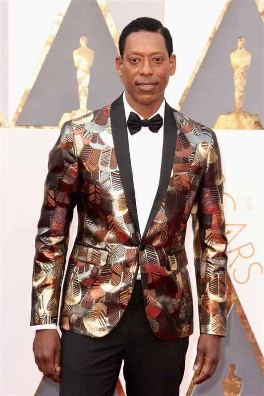 Orlando Jones attends the 88th Annual Academy Awards in Hollywood, Calif., on Feb. 28, 2016
