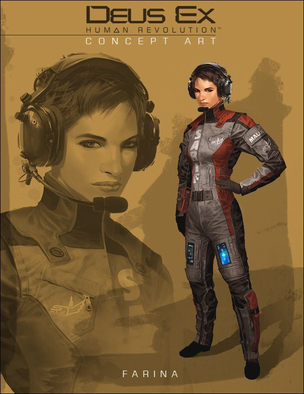 21358 - Deus Ex: Human Revolution