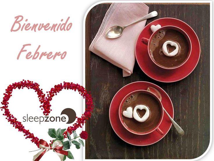Comenzamos el #mes del #amor por #excelencia... ¡¡#BIENVENIDO #FEBRERO!!