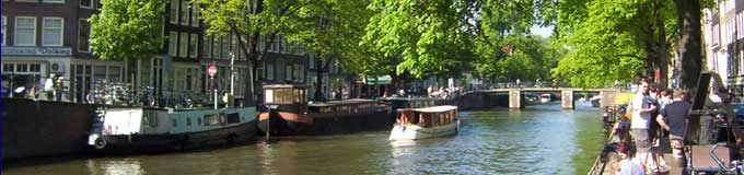 The IFIP World Congress was held in Amsterdam in 2012 (Image: Amsterdam Canals)