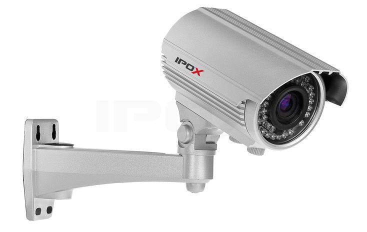 Kamera IPOX VI560E | Kamery tubowe -----------------------  Sony Effio-E 650/700TVL  #cctv #camera #hd #ipox