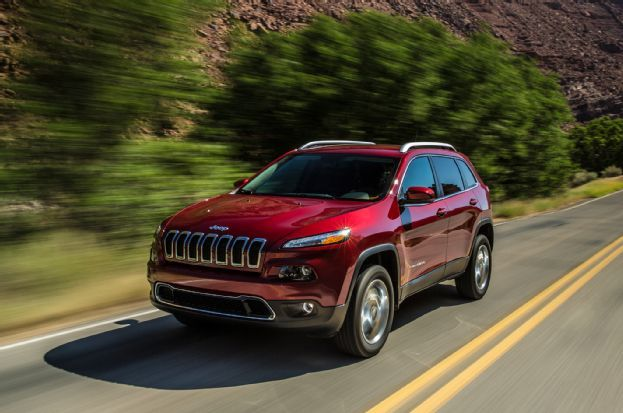 Motor Trend took the new 2014 #Jeep Cherokee off-roading to see if its worthy of the Jeep name.