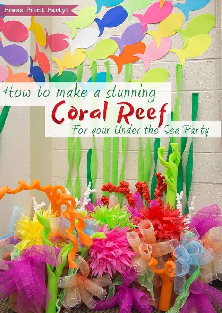 Best 25 Coral Reef Craft Ideas Only On Pinterest When