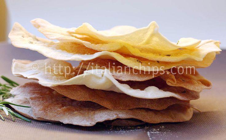 Un'Irresistibile Pane Croccante Che Non Si Riesce a Smettere di Mangiare