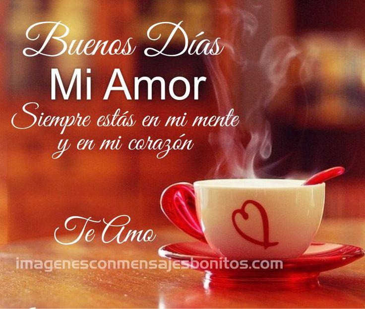 Buenas Imagenes Para Whatsapp Para Dar Los Buenos Días Con Amor | Imagenes Con Mensajes Bonitos