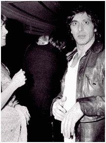Al Pacino @ Studio 54   Alot of fun....