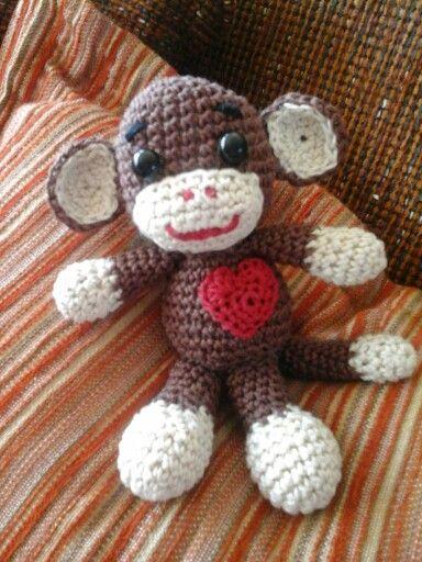 První opička